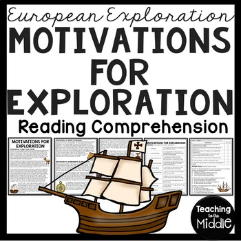 Causes of Exploration Article & Questions, Henry the Navig