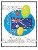 AUSTRALIA and AUSTRALIA DAY Activities for Preschool, Pre-