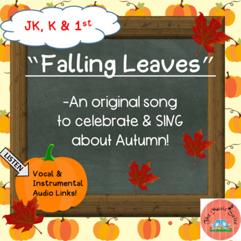 "Celebrate Autumn with  ""Falling Leaves"""