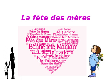 Celebrate Mother's Day in French
