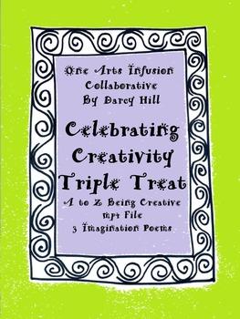 Celebrating Creativity: A Triple Treat