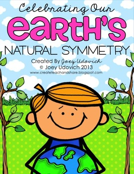 Celebrating Our Earth with Natural Symmetry FREEBIE!