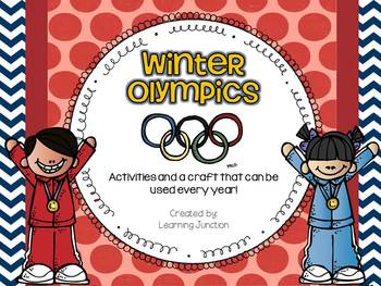 Celebrating the Winter Olympics