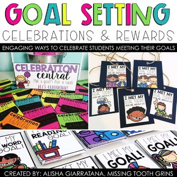 Celebration Central: Goal Setting Celebrations & Rewards