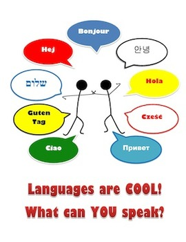 Celebrities and Foreign Languages