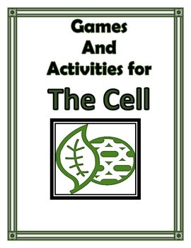 PLANT AND ANIMAL CELL UNIT