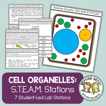 Cell Organelles Structure & Function - Science Centers / L