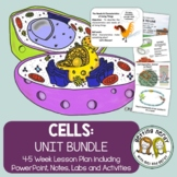 Cell Organelles & Processes - Life Science Curriculum - Po