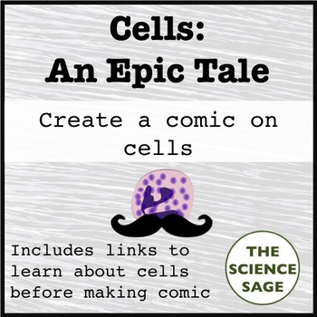 Cell Project: Create a comic