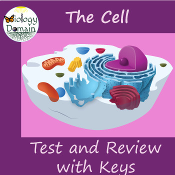 Cell Test, Review Questions, and Keys