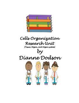 Cells Organization Research Unit (Tissue, Organ, and Organ