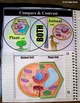 Cells - Science Interactive Notebook Activities