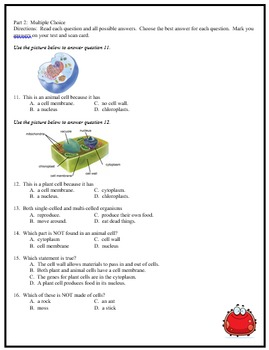 Cells and Microorganisms Bundle Fifth Grade