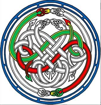 Celtic Patterns: Volume I