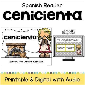 Cenicienta Spanish Cinderella Reader ~ Simplified for Lang