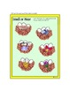 Center Bag Printables - Math & Literacy Combined - Up in t