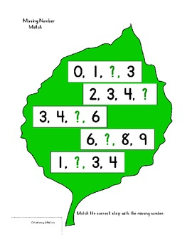 Center Bag Printables - Math and Literacy Combined- Lots o