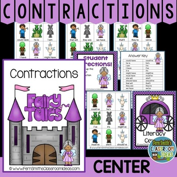 Contractions Center Game