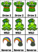 """Literacy Center Game - St. Patrick's Day - """"R"""" controlled"""