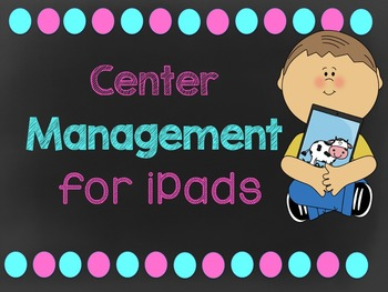 Center Management for IPADS