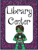 Center Posters/Labels *SUPERHERO Theme* 2 Color Sets Included!