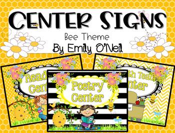 Center Signs (BeeTheme)