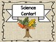 Center Time Signs