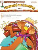 Centered on Learning Fall Preschool/Kindergarten