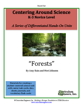 Centering Around Science - Forests