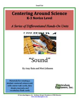 Centering Around Science - Sound