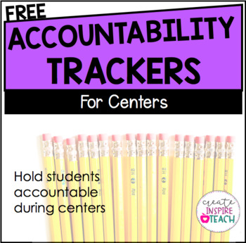 Centers Accountability Trackers