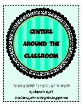Centers Around The Classroom