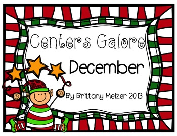 Centers Galore December