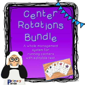 Centers Rotation Management System