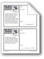 Centimeters (Grade 3 Daily Word Problems-Week 18)