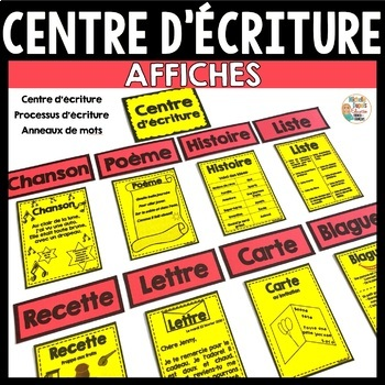 ÉCRITURE - Centre d'écriture - French Writing Center