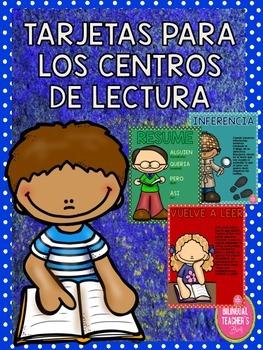 Centro de Lectura Cards