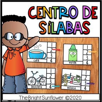 Centro de Sílabas- Cuantas sílabas tiene?