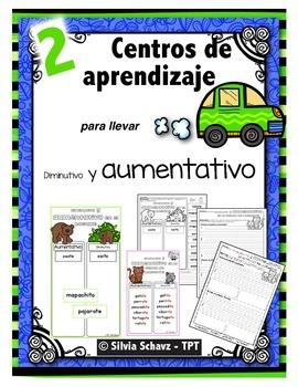 """Centros de aprendizaje en español """"PARA LLEVAR"""" - Aumentat"""