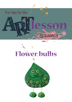 Ceramics - Flower bulbs