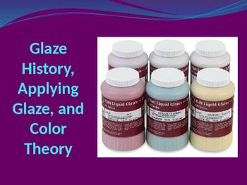 Ceramics Glazing PowerPoint