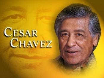 Cesar Chavez Powerpoint