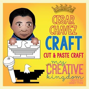 Cesar Chavez and Black Eagle Craft