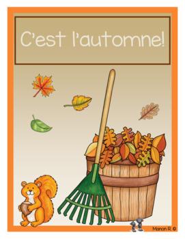 C'est l'automne mathématique et français