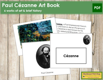 Cezanne (Paul) Art Book