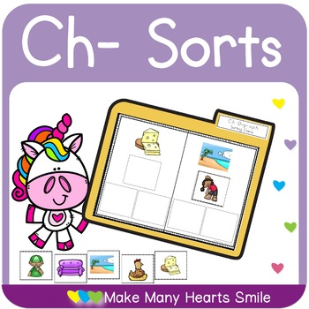 Ch Digraph Sorts