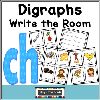 Ch Digraph