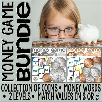 Cha-ching!! A Money Game *ROOKIE & JR. Edition BUNDLE*