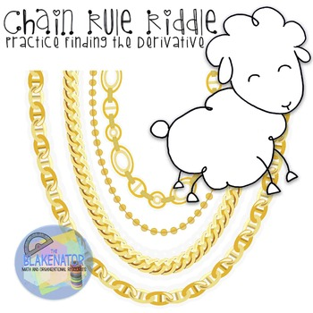Chain Rule Riddle - Practice Finding the Derivative Using