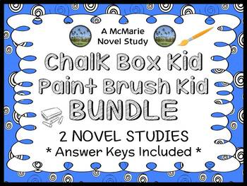 Chalk Box Kid | Paint Brush Kid Bundle (Clyde Robert Bulla